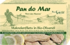 MAKRELA W BIO OLIWIE Z OLIWEK 120g - PAN DO MAR